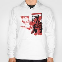 poland Hoodies featuring Poland by viva la revolucion