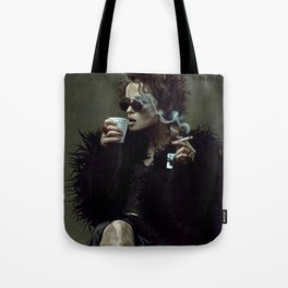 Marla Singer - Remaining Men Together Group Therapy Club - Fight Tote Bag