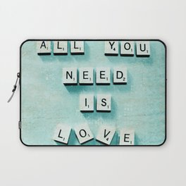 Love Is Laptop Sleeve