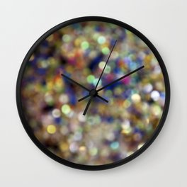 We Are Shining Wall Clock
