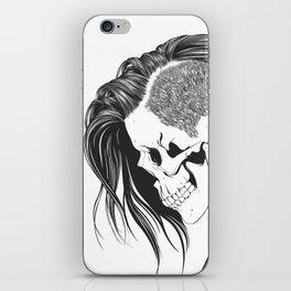 Skull Girls 2 - Royal Gold iPhone Skin