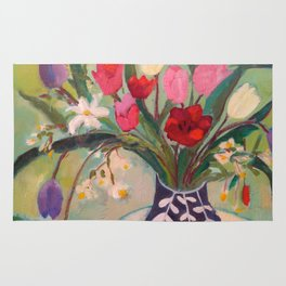 Spring Luncheon Rug