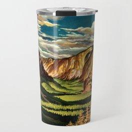 Yosemite National Park - Vintage Travel Travel Mug
