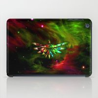 triforce iPad Cases featuring Zelda Triforce  by Inara