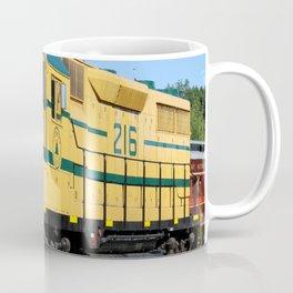 Engine 216 - The Yellow Bird Coffee Mug