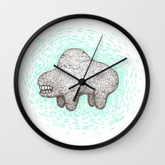 Icon Wall Clock
