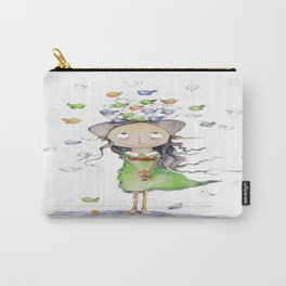 NIÑA Carry-All Pouch