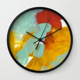 alla prima 1 Wall Clock
