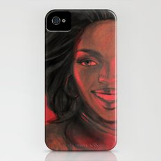 Lauryn Hill Slim Case iPhone (4, 4s)