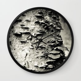 Study In Nature Wall Clock