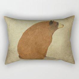The bear Rectangular Pillow