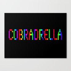 COBRADRELLA Canvas Print
