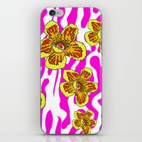 girly iPhone & iPod Skins featuring girly by Ana Lu Grosso
