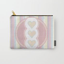 Cute heart Carry-All Pouch