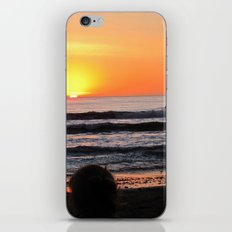 Surfer iPhone & iPod Skin