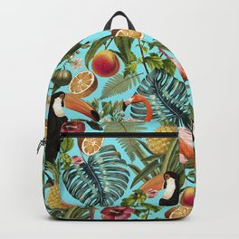 The Tropics || #society6artprint #society6 Backpack