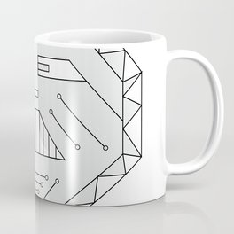 Robot technology #society6 #decor #buyart #artprint Coffee Mug