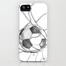 Goal! iPhone Case
