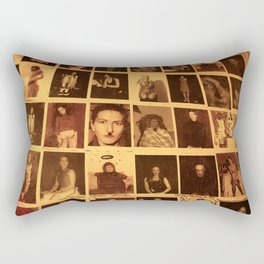 wall Rectangular Pillow