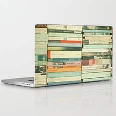 Bookworm Laptop & iPad Skin
