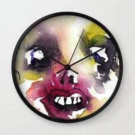 Project Facade Wall Clock