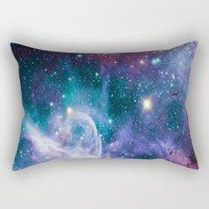 space Nebula Rectangular Pillow