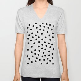 Simple Luxe Unisex V-Neck