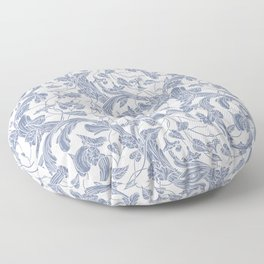 Vintage & Shabby Chic - William Morris Floral  Pattern Floor Pillow