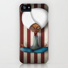 Mr Karma iPhone Case
