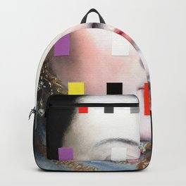 Portrait With A Spectrum 4 Backpack