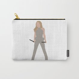 The White Canary Carry-All Pouch