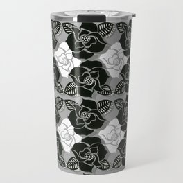Rosettes Travel Mug