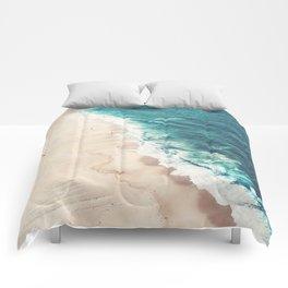 Beach Nazare Comforters