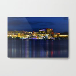 National Harbor Metal Print