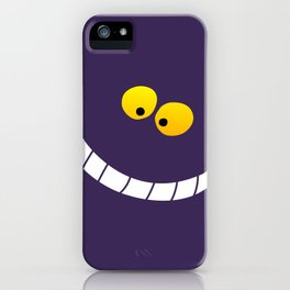 Cheshire Grin iPhone Case