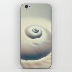 Moon Shell iPhone & iPod Skin