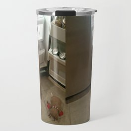 Squeaky, I found our snacks! Travel Mug