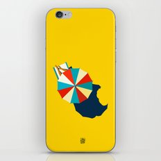 Summer's gone iPhone & iPod Skin