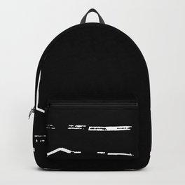 Welcome mat deployed III Backpack