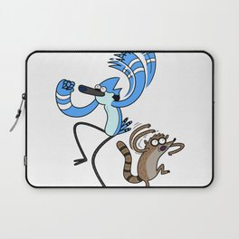 Mordecai & Rigby - Regular Show Laptop Sleeve