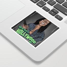 Sam Whitemoon Sticker