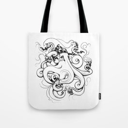 Mr Coladita Tote Bag