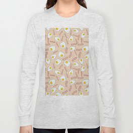 Eggs and bacon Long Sleeve T-shirt