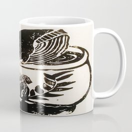 Two Lost Souls Swimming in a Fish Bowl Coffee Mug