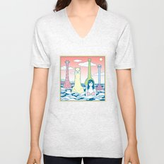 Animals & Sea Unisex V-Neck