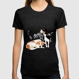 Coonhound Trio T-shirt
