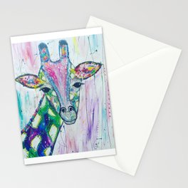 Standing Tall Stationery Cards