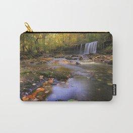 Sgwd Ddwli Uchaf waterfalls Carry-All Pouch
