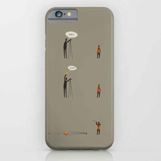 Duck Hunt Photo iPhone & iPod Case
