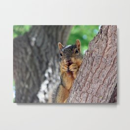 Munch Metal Print